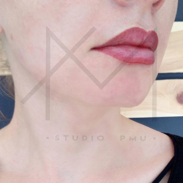 makijaż permanentny ust lodz permanentne usta l